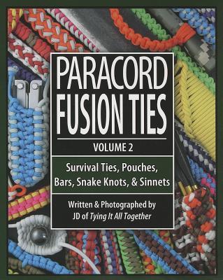Paracord Fusion Ties By Lenzen, J. d.
